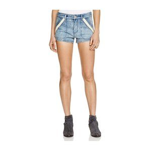 Free People Sweet Surrender Casual Denim Shorts 28